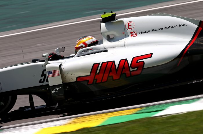 Haas Happy With Crash Test And Schedule