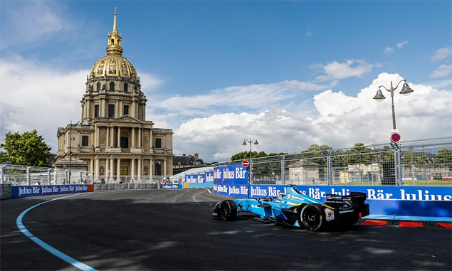 buemi extends formula e lead with paris victory. Black Bedroom Furniture Sets. Home Design Ideas