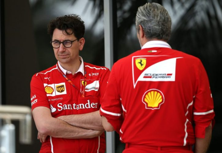 Ferrari to replace F1 boss in management shake-up