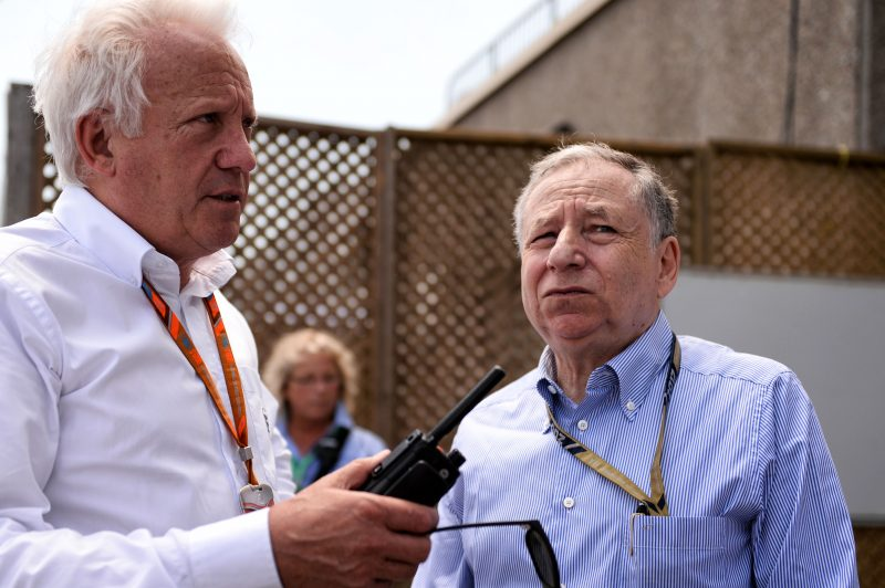 Charlie Whiting Gallery: Is Charlie Whiting All Set For Retirement At The End Of 2017?
