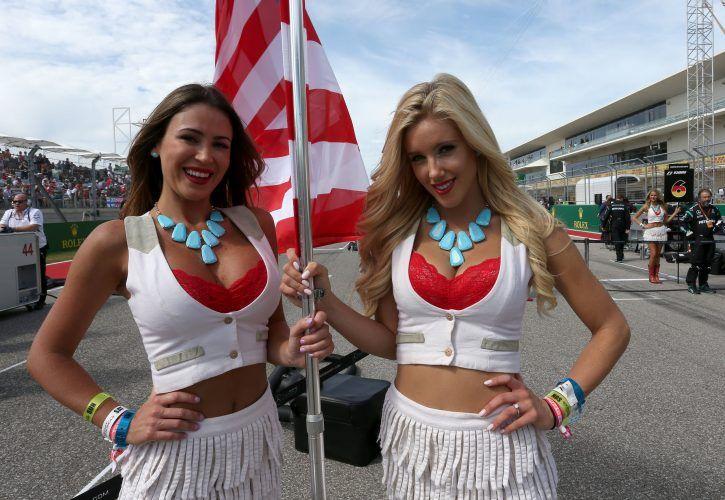 F1 girls foto 41
