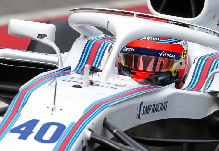 Kubica says he 39 ll only be as good as williams 39 2019 car for Kubica cars