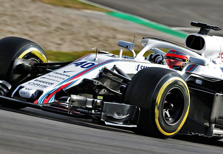 Modern formula 1 cars 39 are like driving a bus 39 says kubica for Kubica cars