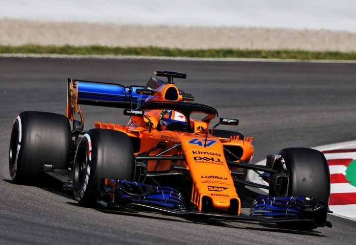 fast mclaren all about combining old and new spec - norris