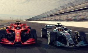 Formula 1 reveals renderings of radical 2021 new-look cars!