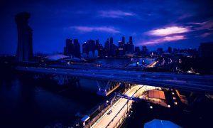 Scenes from the paddock: Marina Bay