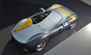 Ferrari goes topless with £1m supercar stunner!