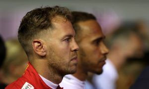 Struggling Vettel wishes he could seek out Schumacher for advice