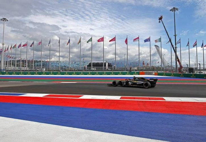 Russia could have own F1 team - deputy PM