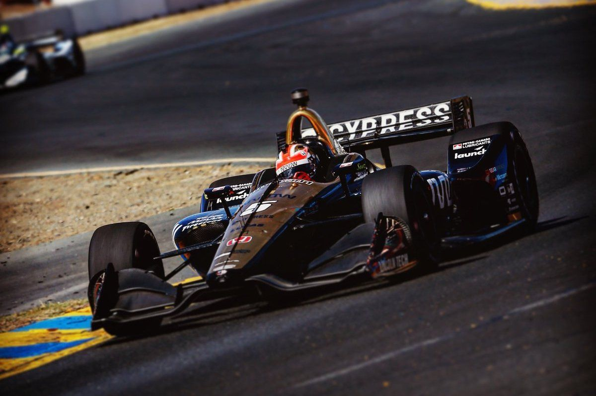 Sauber driver Marcus Ericsson switches from Formula One to IndyCar