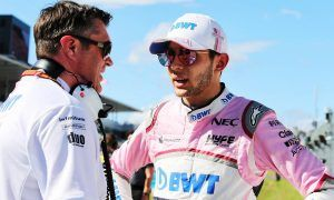 Williams working to secure budget for Esteban Ocon