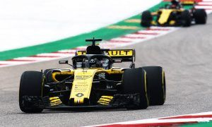 Hulkenberg pleased with 'smooth' qualifying despite tricky conditions