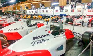 Donington Grand Prix Collection to close after 45 years
