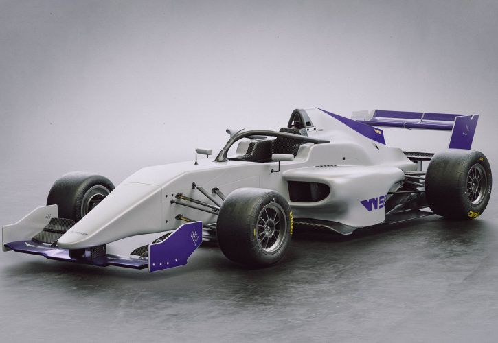 Female single-seater series to launch in 2019