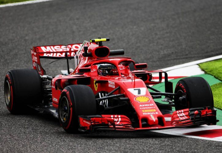 Sebastian Vettel shares blame for Ferrari qualifying mistake in Japan