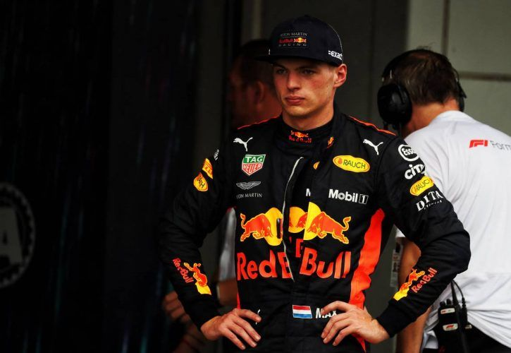 Red Bull says 'no' to MotoGP test for Verstappen