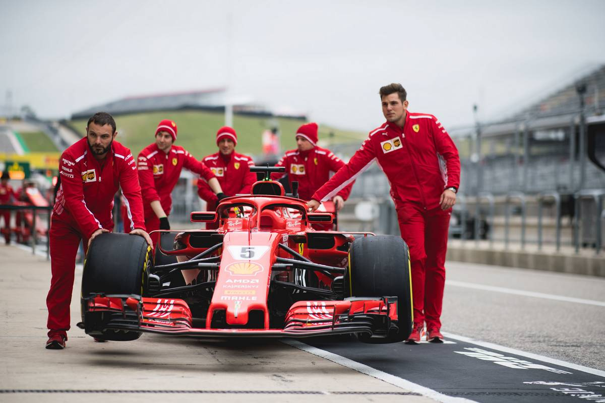 Why there's no reason to expect a Ferrari fightback - F1