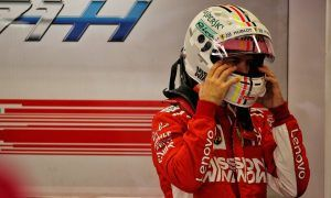 Vettel at the risk of a grid penalty after red-flag violation!