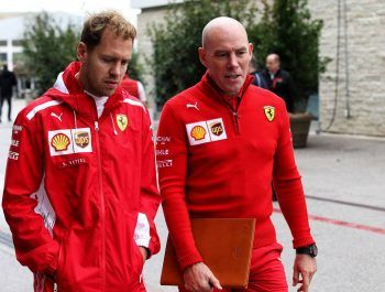 Austin stewards hit Vettel with 3-place grid penalty!