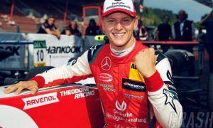 Mick Schumacher and Sebastian Vettel team up for ROC Mexico!