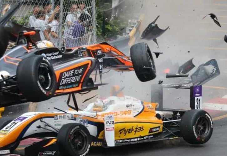 F3 Driver Sophia Floersch Taken To Hospital After Terrifying Crash