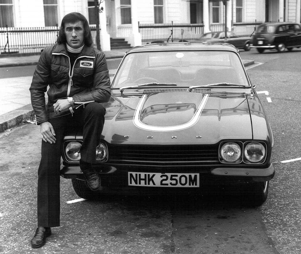 when one cool king of the road met the other in 1973