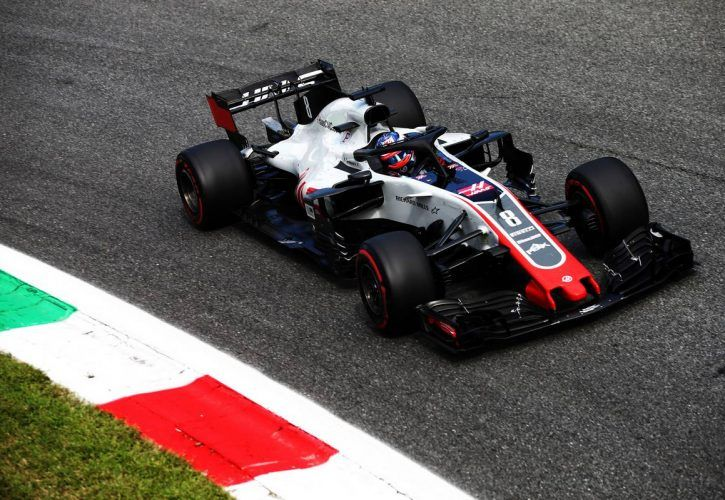 Haas loses appeal over Grosjean Italy exclusion