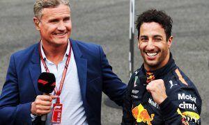 Coulthard: Ricciardo belongs in F1's top 'bracket'