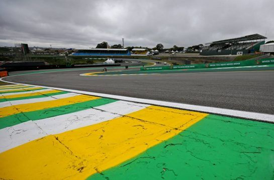 Track atmosphere 08.11.2018. Formula 1 World Championship, Rd 20, Brazilian Grand Prix, Sao Paulo, Brazil, Preparation Day. - www.xpbimages.com, EMail: requests@xpbimages.com - copy of publication required for printed pictures. Every used picture is fee-liable. © Copyright: Charniaux / XPB Images
