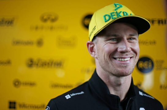 Nico Hulkenberg (GER) Renault Sport F1 Team  08.11.2018. Formula 1 World Championship, Rd 20, Brazilian Grand Prix, Sao Paulo, Brazil, Preparation Day. - www.xpbimages.com, EMail: requests@xpbimages.com - copy of publication required for printed pictures. Every used picture is fee-liable. © Copyright: Charniaux / XPB Images