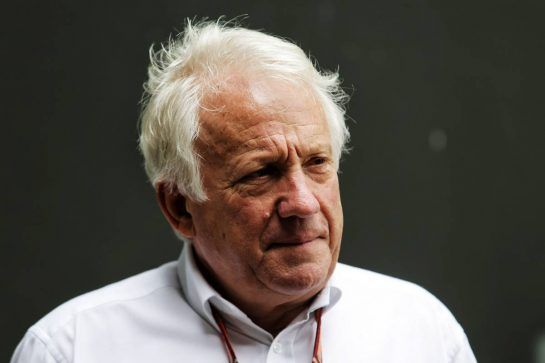 Charlie Whiting (GBR) FIA Delegate. 08.11.2018. Formula 1 World Championship, Rd 20, Brazilian Grand Prix, Sao Paulo, Brazil, Preparation Day. - www.xpbimages.com, EMail: requests@xpbimages.com - copy of publication required for printed pictures. Every used picture is fee-liable. © Copyright: Moy / XPB Images