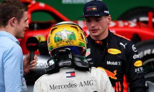 Wolff says 'future champion' Verstappen needs to lose 'raw edges'