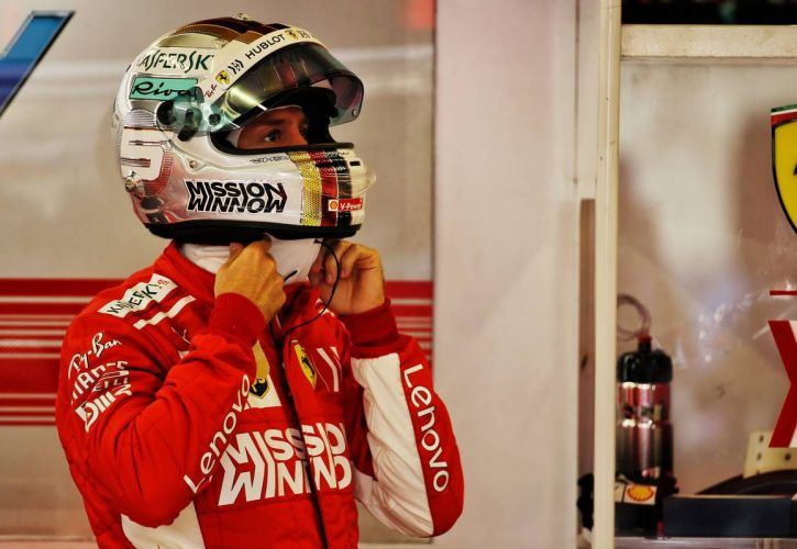 Sebastian Vettel: Ferrari star sends Lewis Hamilton 'perfection' warning