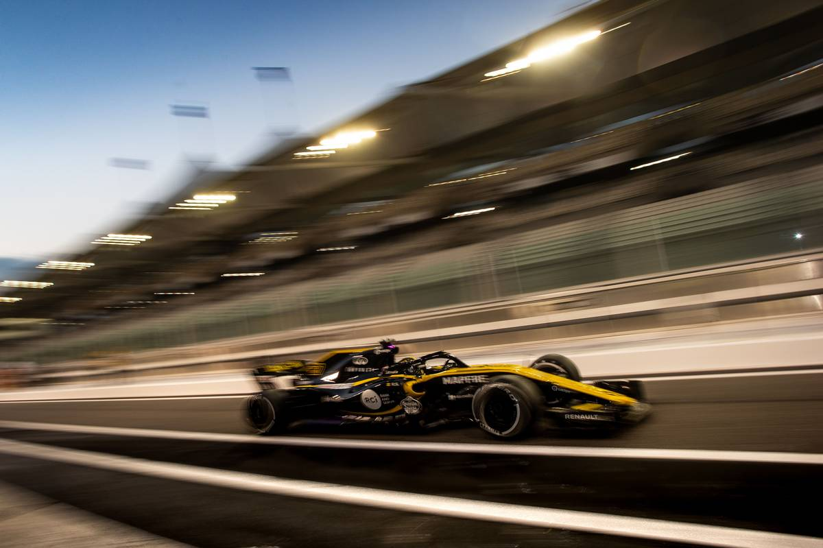 Qatar's beIN says not renewing F1 contract in region, cites piracy allegations