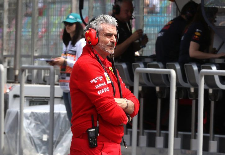 Binotto Replaces Arrivabene As Ferrari F1 Boss