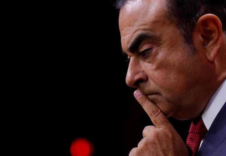 Carlos Ghosn steps down as Renault chairman