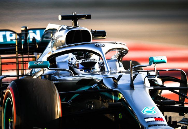 Bottas says 'B'-spec Mercedes is better