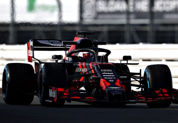 'Optimistic but realistic': Verstappen feels good ahead of F1 season