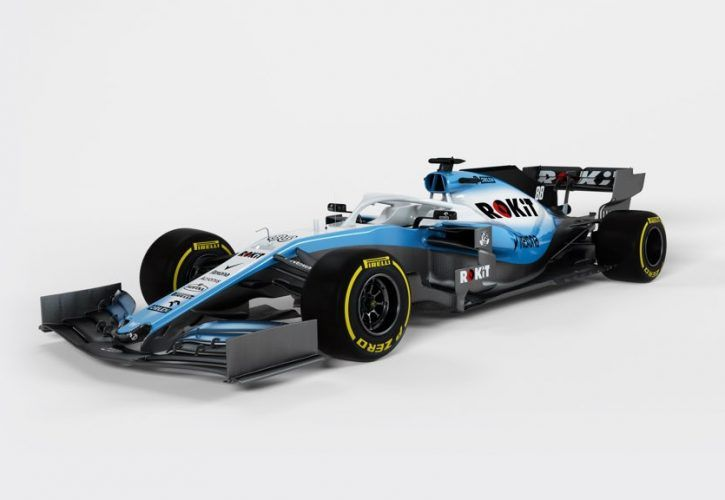 Williams Racing releases first images of new-spec FW42