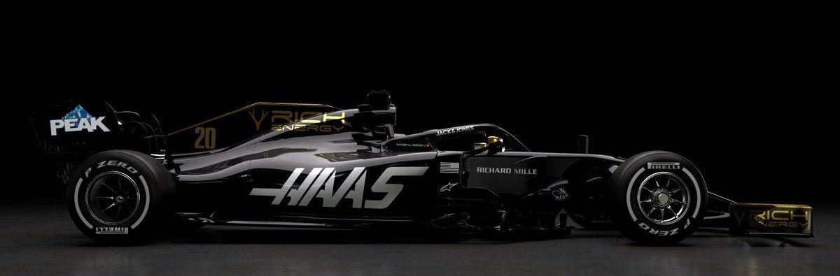 Temporada 2019. Haas-B