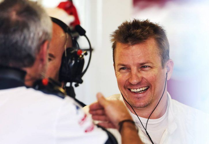 Kimi Raikkonen issues Ferrari warning to Charles Leclerc