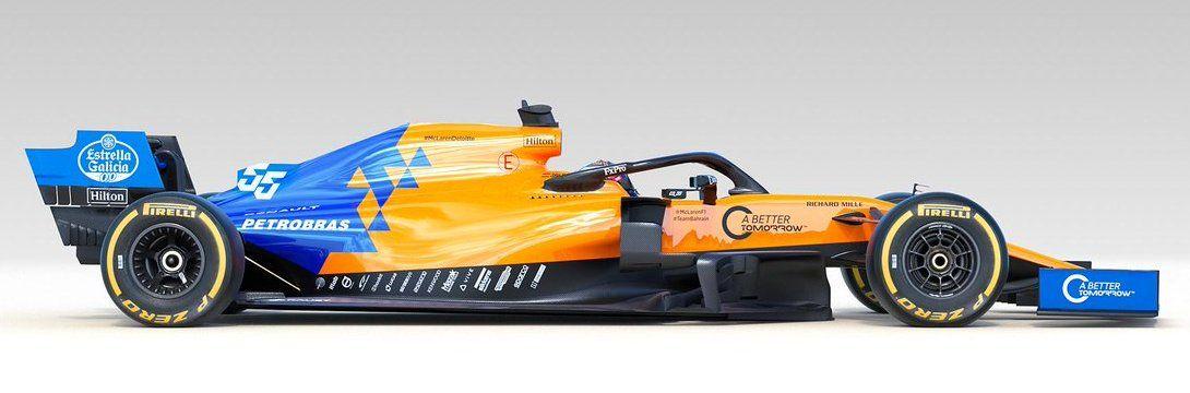 Temporada 2019. McLaren-B