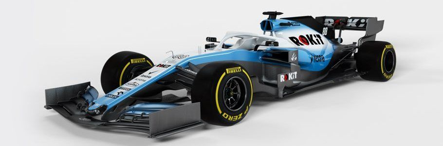 Temporada 2019. Williams-B