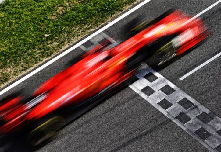 Week 2 In Barcelona Ferrari Goes For Half Day Driver Rotations