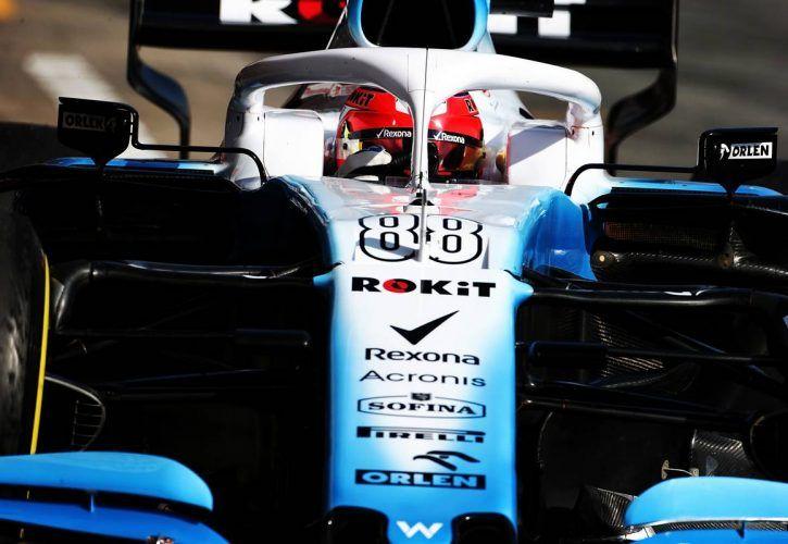 Williams' FW42 finally makes debut at Barcelona