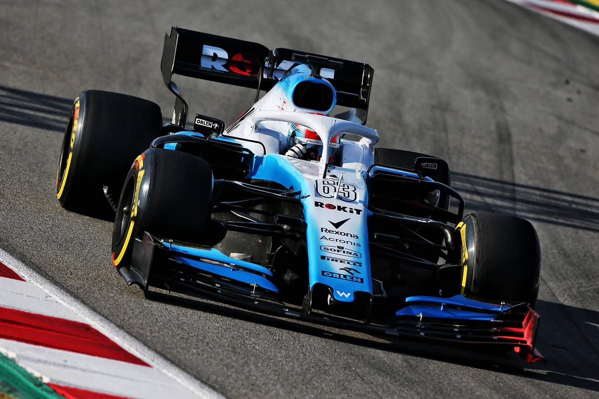 Downcast Robert Kubica rues 'lost' day as Williams curtails F1 test