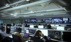 Tech F1i: A visit to Renault at Enstone - The Operations Room
