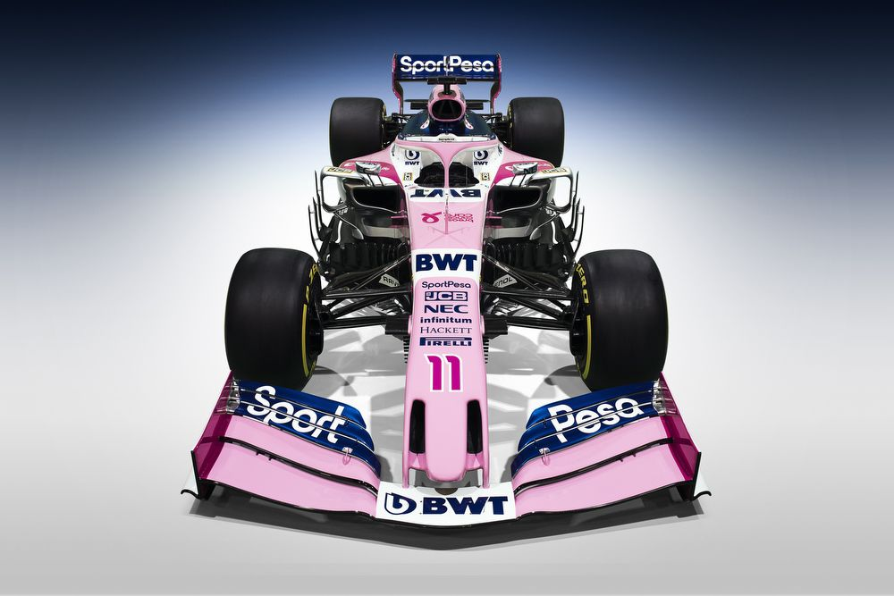 Sportpesa Racing Point F1