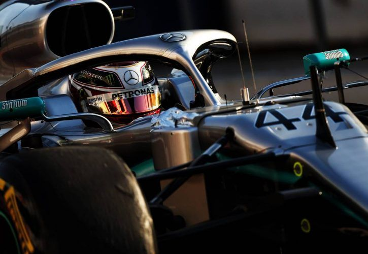 Ferrari gap could be half a second - Hamilton