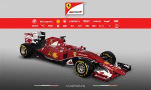 Ferrari unveils new SF15-T